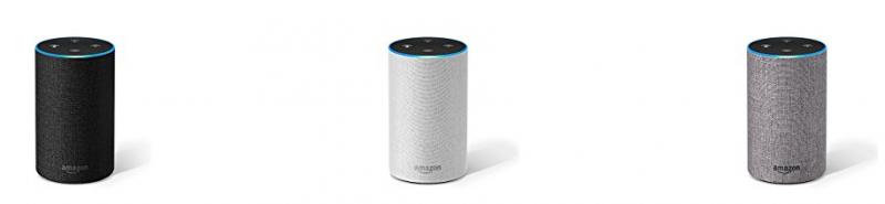 Amazon Echo color variation